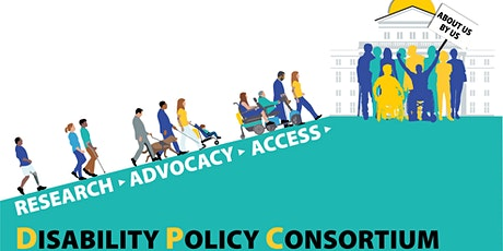 Disability Policy Consortium - Inaugural John Winske Memorial Awards tickets