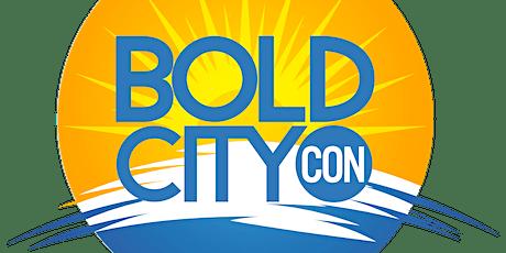 Bold City Con tickets