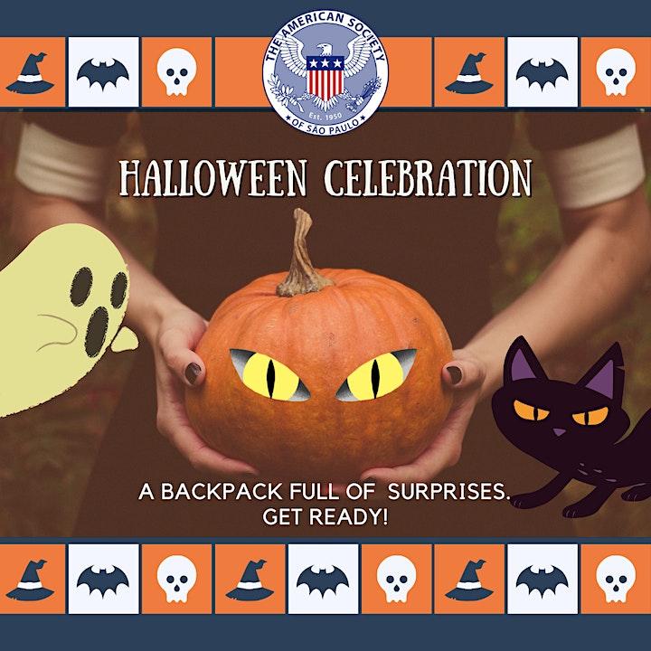 Imagem do evento Halloween Celebration