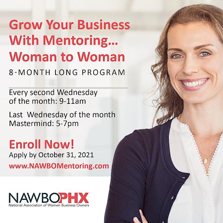NAWBO Phoenix Mentoring Program image