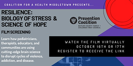 Resilience Film Screening tickets