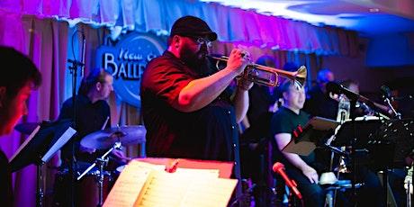 """Music City Big Band """"Little"""" Big Band  at Plaza Mariachi Nov 2 11:30 - Yay! tickets"""