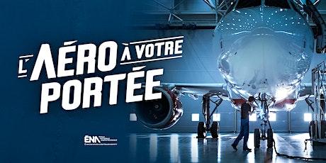 Séance information AEC ÉNA - automne 2021 tickets