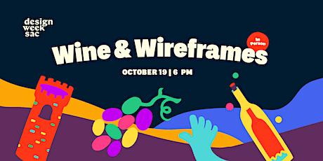 Wine & Wireframes Networking Event tickets