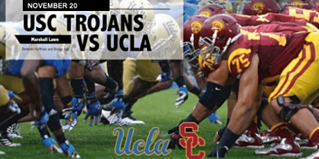 USC Marshall C4C Tailgate (11/20, USC Trojans v UCLA bRuins) Time TBD tickets