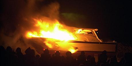 Halloween Boat Burning tickets