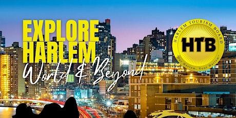 HARLEM TOURISM BOARD - Explore Harlem and Beyond tickets