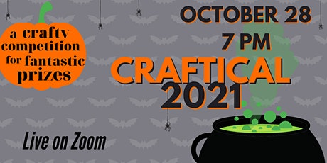Craftical: An Intense Virtual Crafting Competition tickets