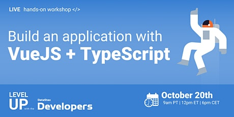 Build an application with VueJS and TypeScript tickets