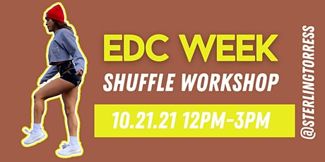 Shuffle Workshop tickets
