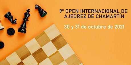 9º Open Internacional de Chamartín entradas
