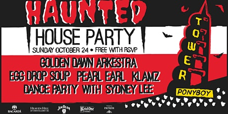 Haunted House Party tickets