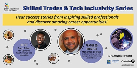 Skilled Trades and Tech Inclusivity Series tickets