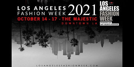 Willfredo Gerardo  Headlines Los Angeles Fashion Week Oct 15th tickets