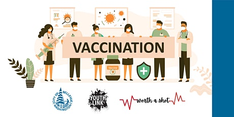 Youth Link COVID Vaccine Info Session tickets
