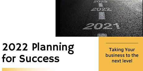FREE. 2022  Planning for Success tickets