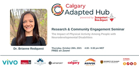 Research and Community Engagement Seminar - Dr. Brianne Redquest tickets