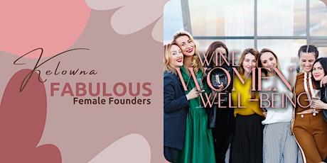 Kelowna: Fabulous Female Founders tickets