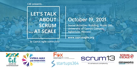 Let's talk about Scrum ... at Scale tickets