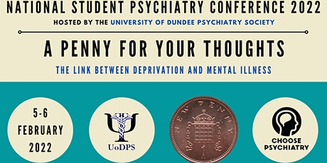 National Student Psychiatry Conference 2022 tickets