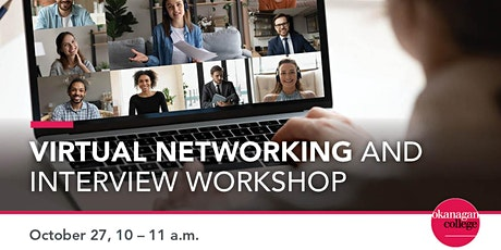 Virtual Networking and Interview Workshop For International Students tickets