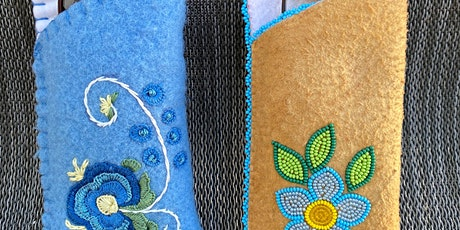 Beading and Embroidering Workshop - Traditional Skills Class tickets