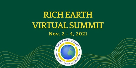 2021 Rich Earth Virtual Summit tickets