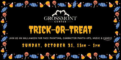 Trick-or-Treat at Grossmont Center tickets