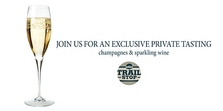 Champagne & Sparkling Wine Private Tasting tickets