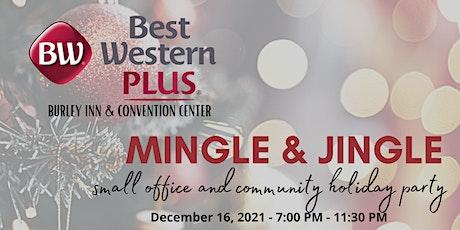 Mingle & Jingle 2021 tickets