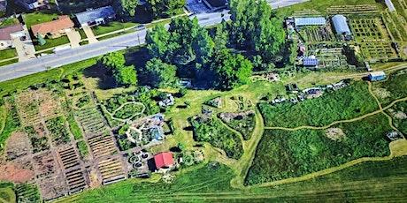 Free Garden Planning Class tickets