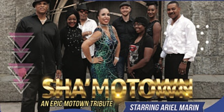 Sha'Motown An Epic Motown Tribute tickets
