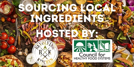 Sourcing Texas Local Ingredients: How to find locally raised ingredients tickets