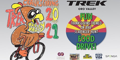 Cranksgiving Food Drive - Southern AZ tickets