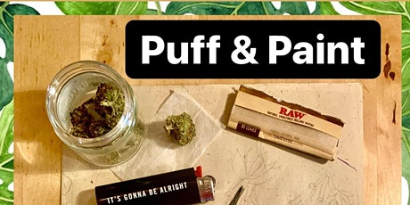 SpaceshipDC presents // PUFF & PAINT tickets