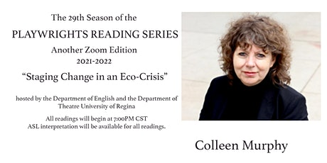 PLAYWRIGHTS READING SERIES - Colleen Murphy tickets