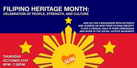 Filipino Heritage Month: Celebration of People, Strength, and Culture tickets