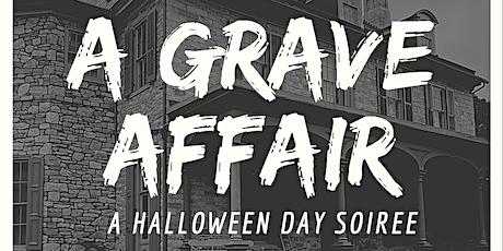 A Grave Affair tickets