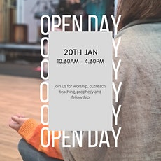 Open Day with Kingdom Living Ministries tickets