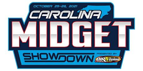 Carolina Midget Showdown 2 day pass tickets