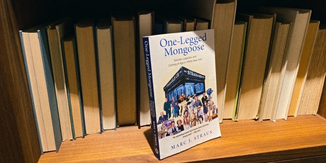 Virtual Book Launch Party:  ONE-LEGGED MONGOOSEby Marc J. Straus tickets