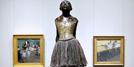 Metropolitan Museum of Art - Degas and Impressionism Livestream Program tickets