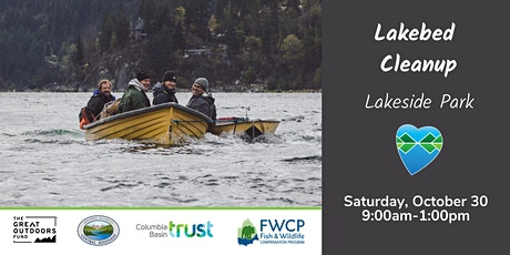 Lakebed Cleanup at Lakeside Park tickets