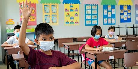 Improving Attendance through a Healthier School Environment tickets