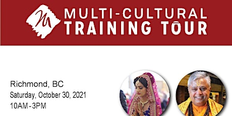 Upcoming Multi Cultural Educational Training Tour Opportunity – October 30, tickets