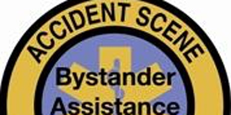 Accident Scene Management Class tickets