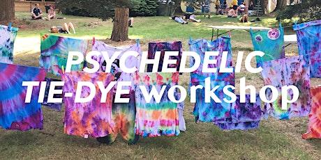 Psychedelic Tie-Dye Workshop tickets