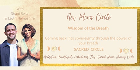 New Moon Circle- Wisdom of the Breath tickets