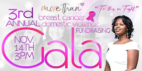MTM's 3rd Annual Breast Cancer and Domestic Violence Gala tickets