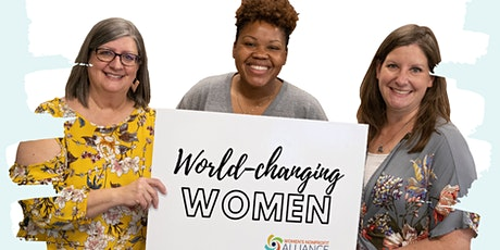 Women's Nonprofit Alliance - Monthly Member Connect Group tickets